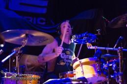 Daniel Zivkovich on Drums