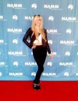 Red Carpet at NAMM