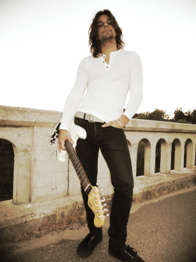 Ryan Villa on Guitar