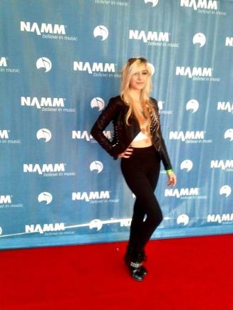 At NAMM